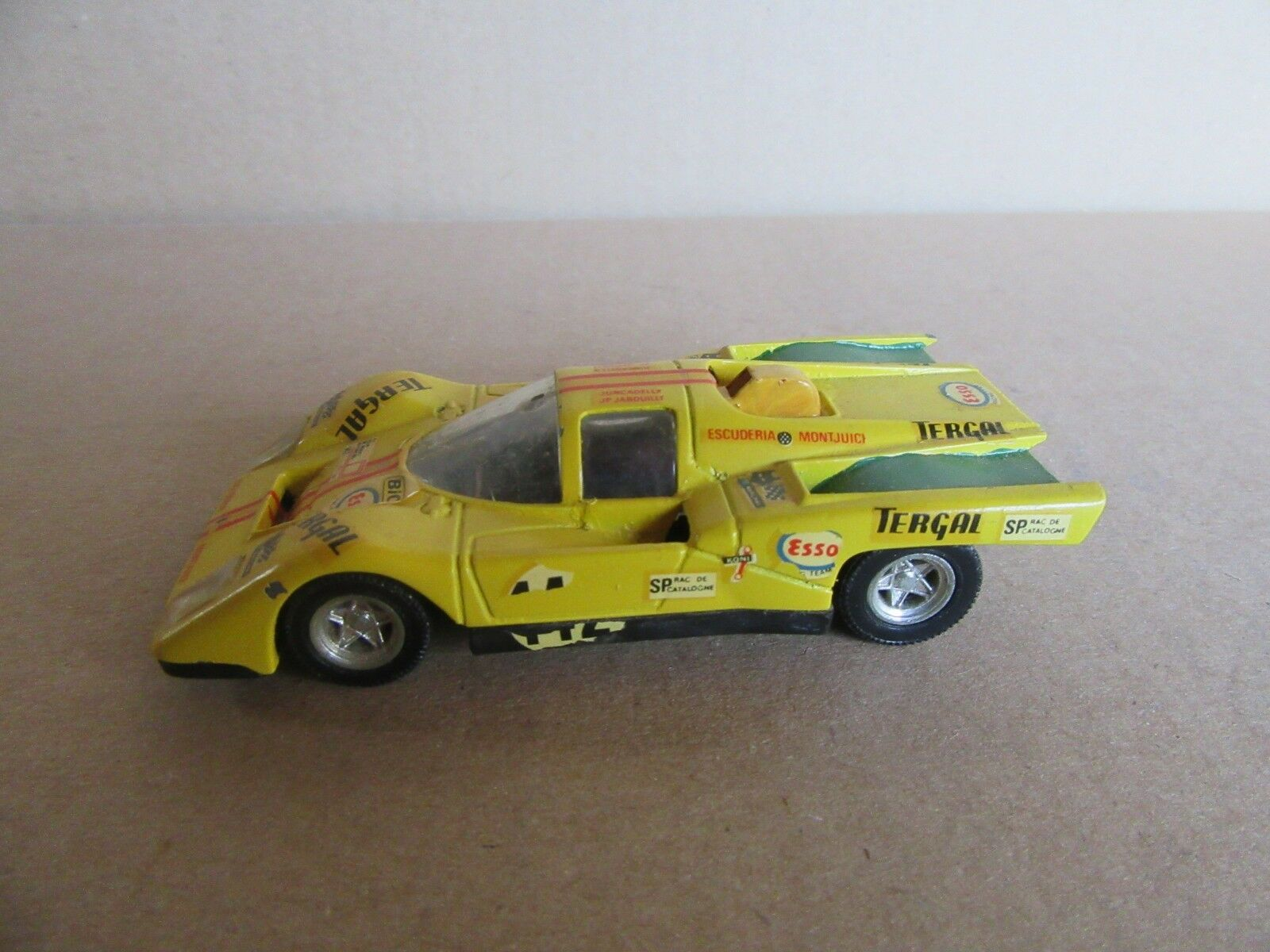 260H Vintage Solido 197 Ferrari Ferrari Ferrari 512 M Tour Auto 1971   142 Jabouille 1 43 707291