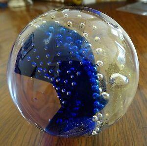 image is loading ges 02 glass eye studio art glass paperweight - Glass Eye Studio