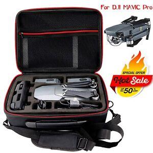 Pour DJI Mavic Pro Drone Pièces Accessoires Sac à bandoulière portable étui de transport-afficher le titre d`origine my3AQOzF-07185614-269270640