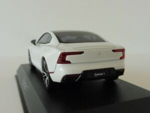 POLESTAR-1-2020-1-43-Norev-871003-SNOW-WHITE-Volvo-Concept-Coupe-Hybrid