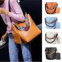 Women PU Leather Shoulder Bag Handbag Messenger Purse Satchel Tote Purse Hobo