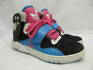 Adidas Hi-Top Trefoil Retro Sneakers