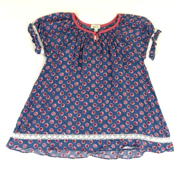 ec4067a0dcf0d NWT Girl's Matilda Jane Peasant Top