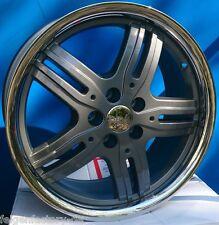 1x DBV COSTANO 8 x 17 Zoll ET40 5x105 Anthrazit Tiefbett Opel Astra PJ SW ABE