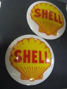 SHELL GAS PUMP GLOBE