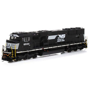 Athearrn-ATHG65210-Norfolk-Southern-SD60E-6934-Locomotive-HO-Scale