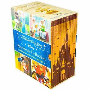 A-Treasure-Cove-Story-Disney-Storybook-26-Book-Set-Box-Collection