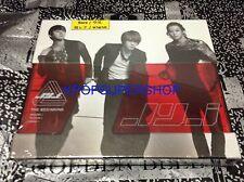 JYJ The Beginning Normal Ed CD NEW Sealed OOP Junsu Jejung Yuchun TVXQ DBSK XIA