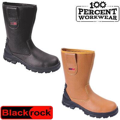 Analitico Resistente Di Alta Qualità In Pelle Pelliccia Con Sicurezza Rigger Work Boots Punta In Acciaio-