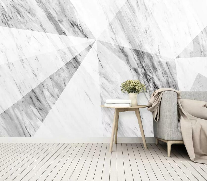 3D Marble Art N1988 Wallpaper Wall Mural Removable Self-adhesive Sticker Amy