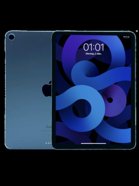 Apple iPad Air 4, 64GB, Himmelblau, in OVP  vom Händler Rg mit MwSt. MYFQ2FD/A