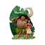 DISNEY MOANA MAUI WALL STICKER DECAL lot MS