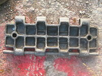 WW II Russian relic original link track  of T-34 tank  with pin