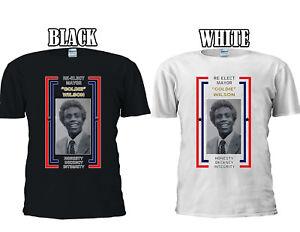 2019 Nouveau Style Goldie Wilson Retour Vers Le Futur 80 S T-shirt Baseball Débardeur Hommes Femmes Unisexe 2665-afficher Le Titre D'origine Sensation Confortable