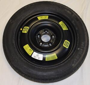 peugeot 308 508 3008 citroen c4 picasso c5 16 spare wheel space saver tyre 455 ebay. Black Bedroom Furniture Sets. Home Design Ideas
