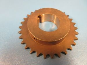 MARTIN BORED TO SIZE SPROCKET 30 TEETH 40BS30 3//4