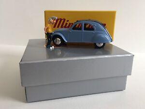 Minialuxe Citroën 2 Cv 1/43 Lucien Margerin