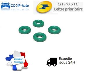 4-Joints-toriques-retour-gasoil-Injecteur-1-6-hdi-CITROEN-C2-C3-C4-Xsara-BOSCH