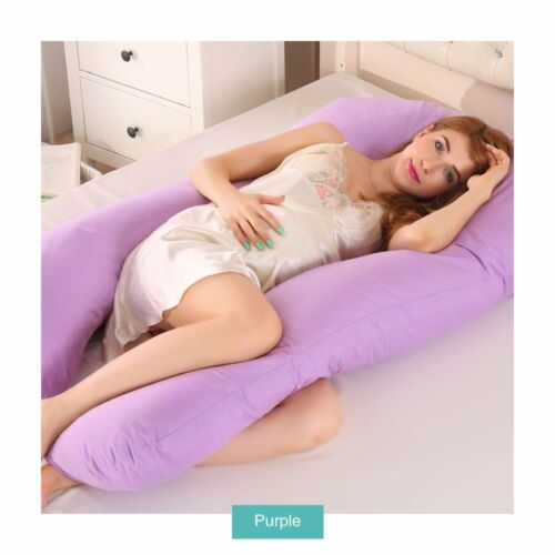 9Ft Comfort U Pillow Pregnancy Support Pillow Body Back Support Comfort Bolster