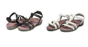 f8787f05d333 Image is loading Axign-Cottesloe-Orthotic-Womens-Sandals-Comfortable- Supportive-NEW
