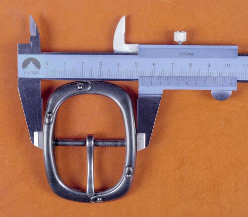 Heavy Wide Silver Center Bar Replacement Men/'s Belt Buckle Fits 40mm Belts Strap