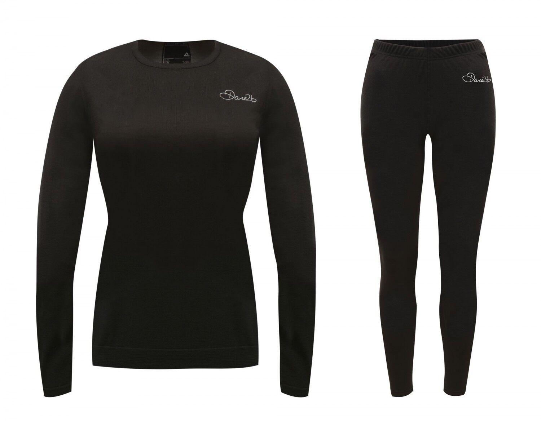 Dare2b women Ropa Interior de Esquí Womens en Mode Capa Base Set black