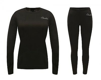 Enthusiastic Dare2b Damen Ski Unterwäsche Womens In Mode Base Layer Set Schwarz A Plastic Case Is Compartmentalized For Safe Storage Women's Clothing Mixed Intimate Items