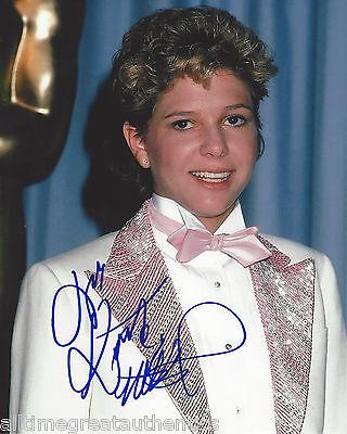 Entertainment Memorabilia Kristy Mcnichol Signed Authentic Family Empty Nest 8x10 Photo W/coa Tv Actress