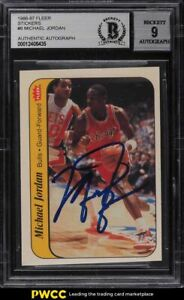 1986-Fleer-Sticker-Michael-Jordan-ROOKIE-RC-AUTO-8-BGS-AUTH