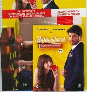 DVD-Bitter-Sweet-Ingredienti-D-039-amore-3-4-Ozge-Gurel-CAN-YAMAN