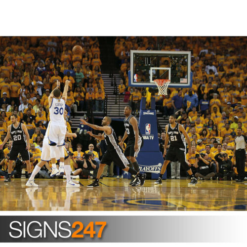 Poster A0 A1 A2 A3 A4 1074 STEPHEN CURRY GOLDEN STATE WARRIORS NBA BASKETBALL