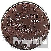 Greece grams 3 2009 Stgl./unzirkuliert Stgl./unzirkuliert 2009 Kursmünze 5 cent