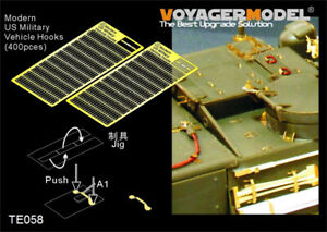 Voyager-TE058-1-35-Modern-US-Military-Vehicle-Hooks-400pcs-Universal
