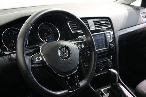 VW Golf VII 1,4 TSi 125 Allstar Variant DSG BM - billede 3