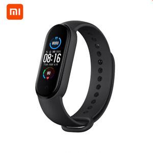 "Xiaomi Mi Band 5 Intelligent Armband 1.1"" Screen BT5.0 Fitness Tracker Schwarz"