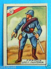 figurines cromos figurine v.a.v. vav 83 la guerra nostra france francia fanteria