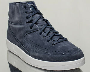 a14b9ff4d38 Air Jordan 2 Retro Decon Thunder Blue men lifestyle shoes thunder ...
