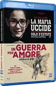 In guerra per amore + Mafia uccide solo d'estate - BluRay DL007797