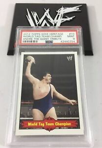 Andre-The-Giant-2012-Topps-Heritage-Tag-Team-Champ-Card-10-Psa-9-Low-Pop