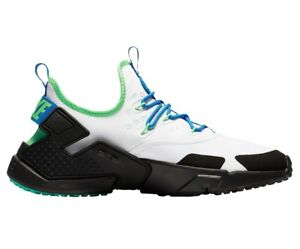 buy popular f27f9 b8a13 Image is loading Nike-Air-Huarache-Drift-Scream-Green-Mens-AH7334-