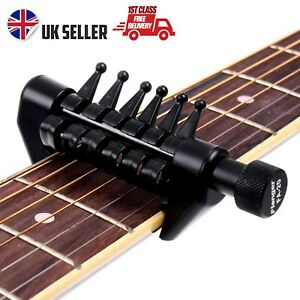 Details about Guitar String Open Tuning Spider Capo For Acoustic Guitar