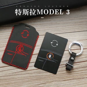 Car Keychain Key Bag Key Fob Leather Cover Keyring for ...