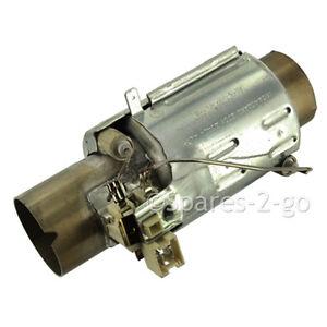 Flow Thru Heater Water Heating Element For Whirlpool Dishwasher 2040w Spare Part Ebay