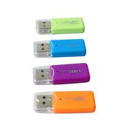 4X Hot TF MicroSD card USB 2.0 TransFlash Memory Card Reader