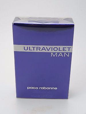 PACO RABANNE ULTRAVIOLET MAN 50ML Eau de Toilette Spray | eBay