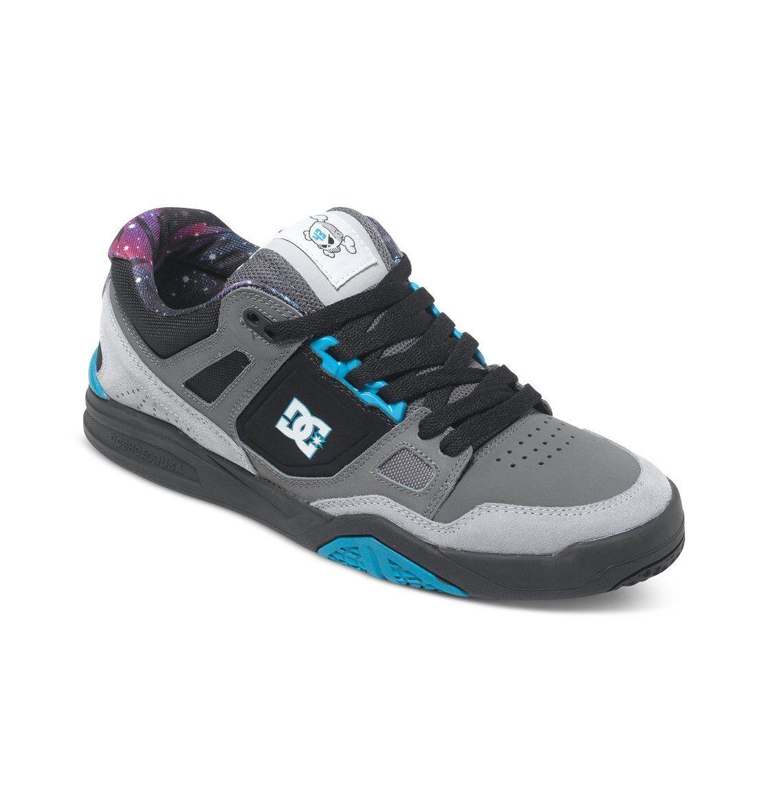 Herrenschuhe skate cyan DC Schuhe Hirsch 2 Ken Block cyan skate schwarz chaussures zapatos 74de15