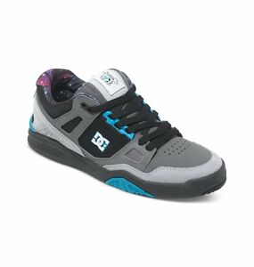 low priced 44e0d 20c32 Details about Scarpe Uomo Skate DC Shoes Stag 2 Ken Block Cyan Black Schuhe  Chaussures Zapatos
