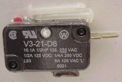 Jabsco 18753-0141 Micro Switch