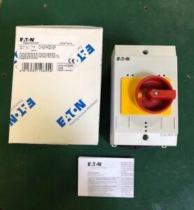 Eaton CI-PKZ0-GM Isolierstoffgehäuse Aufbau