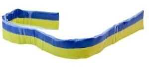 2ktl5008 - 2.5x30.5cm Bande Vert Stuff Kneadatite 2 Part Moulage Mastic